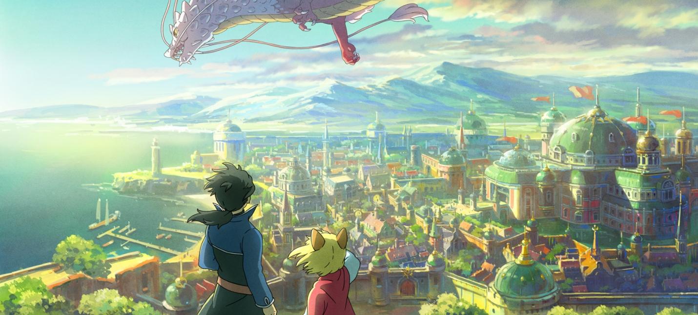 Ni no Kuni 2 получила возрастной рейтинг на Nintendo Switch