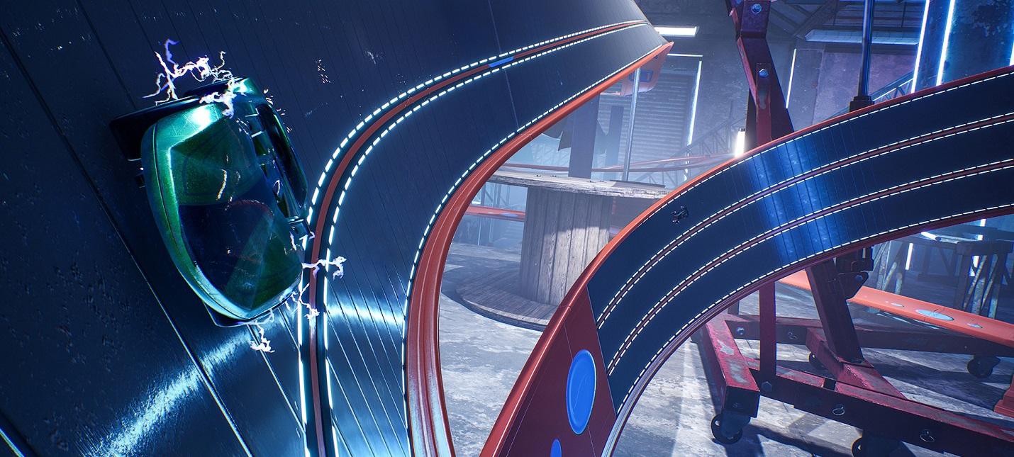 Гонки на высоте небоскребов в новом трейлере Hot Wheels Unleashed