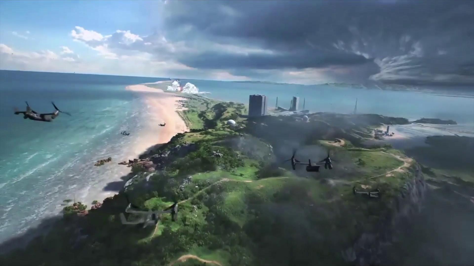 Утечка: Первые скриншоты Battlefield 6