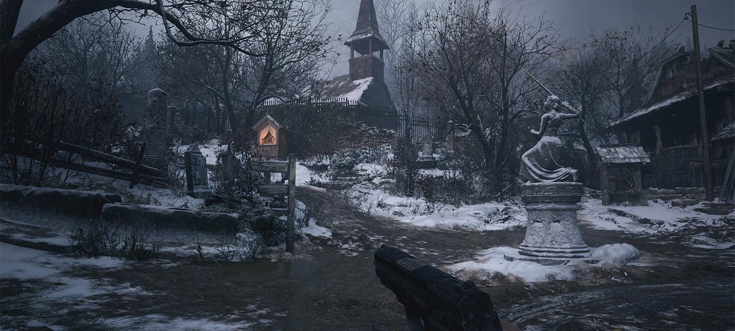Скриншоты PC-версии Resident Evil Village с максимальными настройками и трассировкой лучей