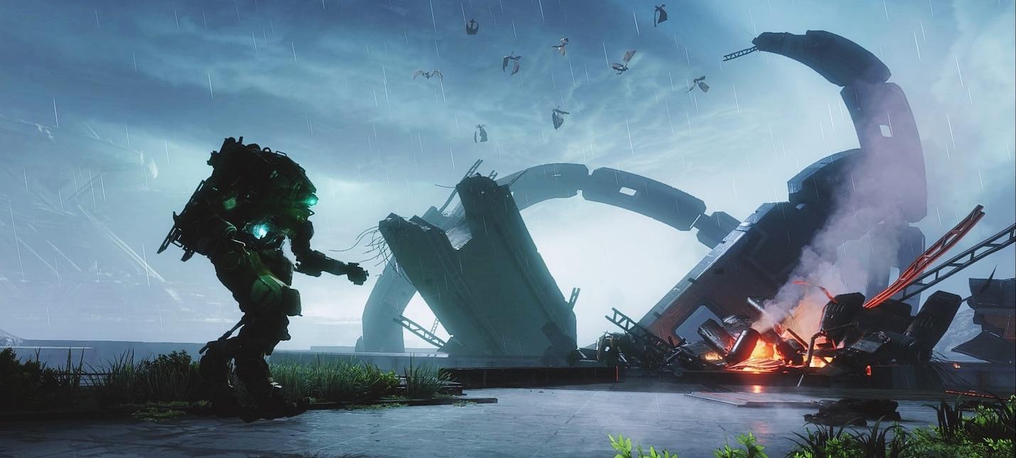Титаны вернулись — как прошли выходные в Titanfall 2