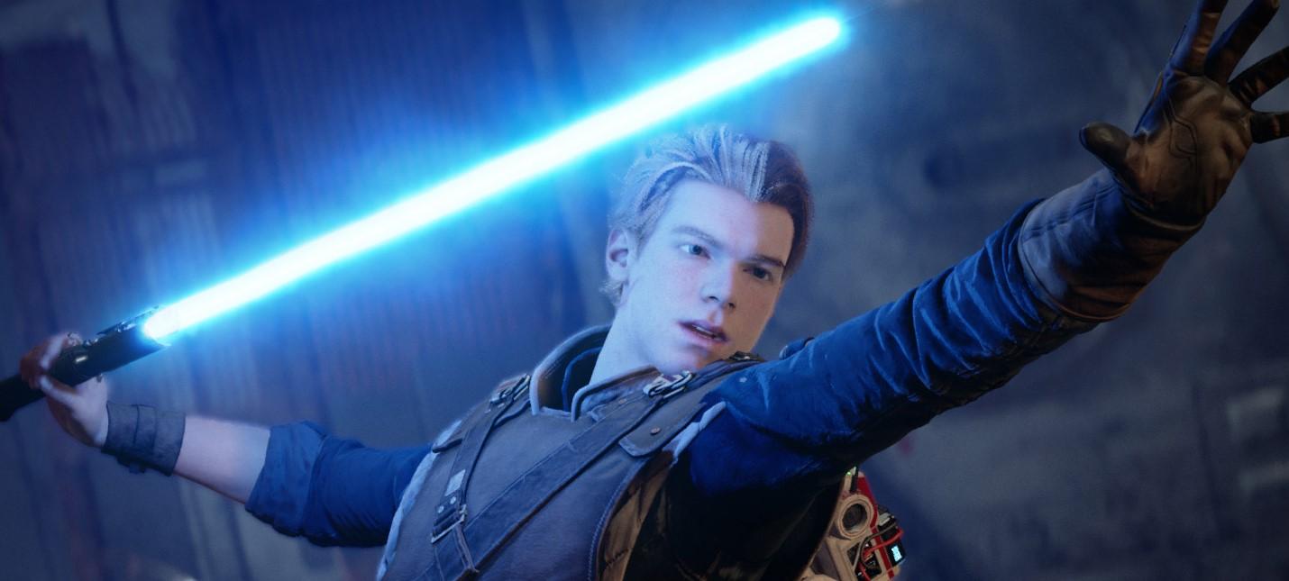 На всех платформах начались распродажи игр Star Wars