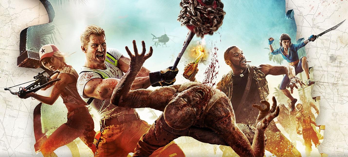Слух Saints Row 5 и Dead Island 2 станут эксклюзивами Epic Games Store
