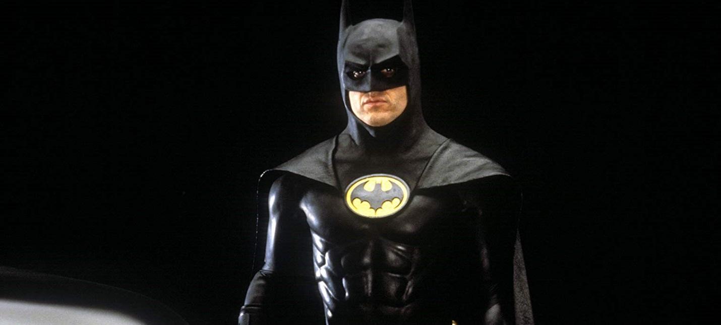20 минут атмосферного геймплея фанатской игры по фильму Бэтмен 1989 года