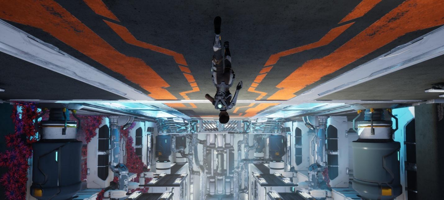 Игра с гравитацией — вышло демо головоломки Sky Beneath