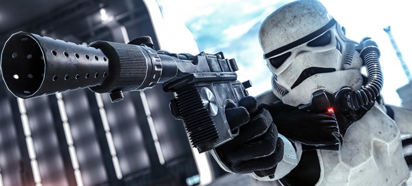 NPD Star Wars Battlefront остается самой продаваемой игрой по Звездным войнам в США