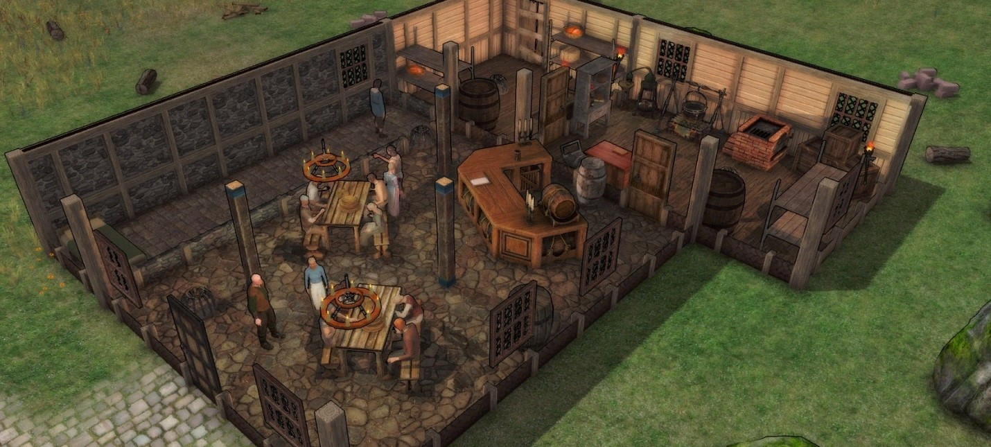 Симулятор фэнтезийной таверны Crossroads Inn выйдет на Xbox в конце мая