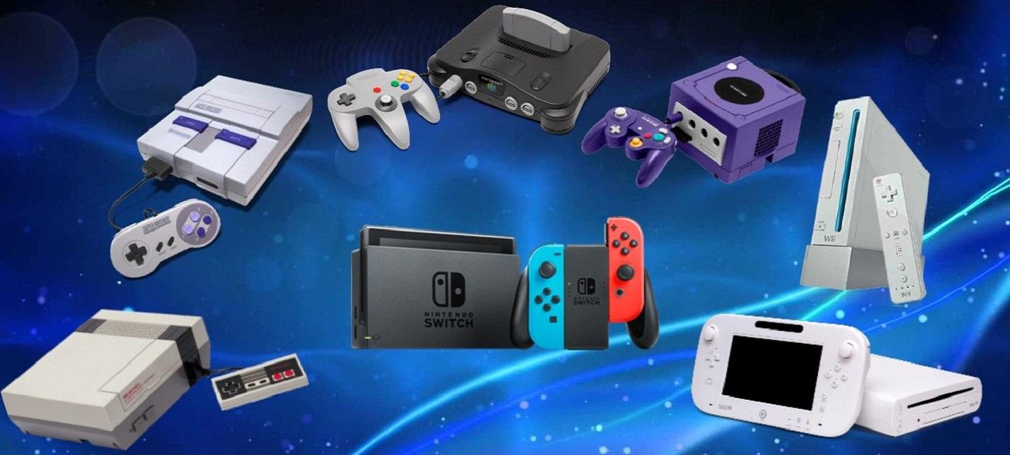 Nintendo продала почти 800 миллионов консолей и свыше 5 миллиардов игр за все время