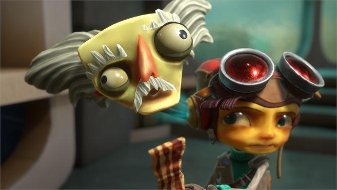Psychonauts 2 получила страницу в Microsoft Store — некоторые даже смогли предзагрузить игру