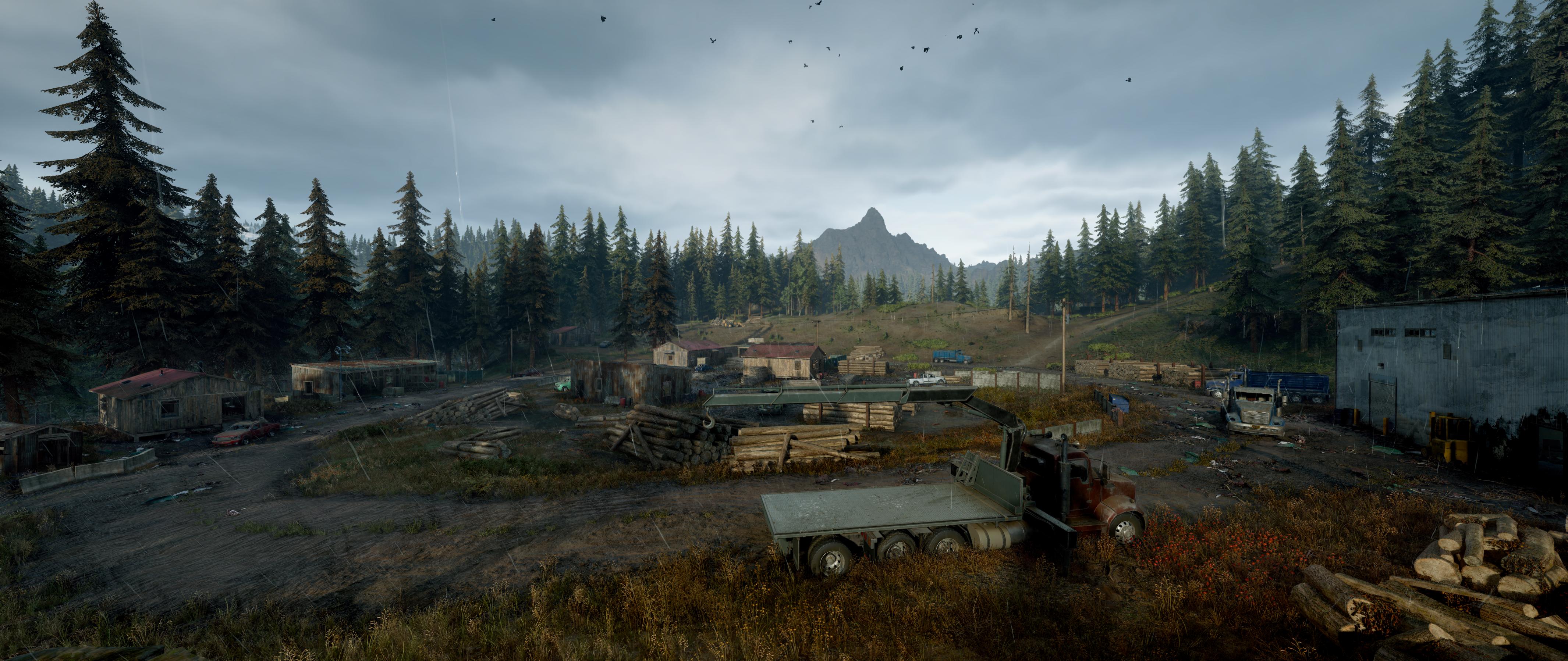 Свежие скриншоты PC-версии Days Gone