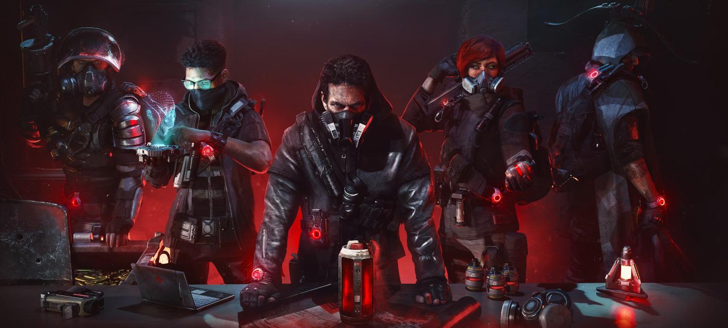 Red Storm разрабатывает бесплатную Tom Clancys The Division Heartland