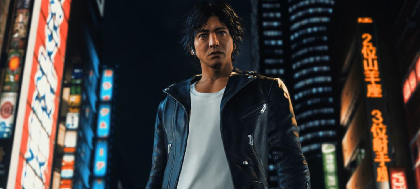 В PS Store обнаружили обложку продолжения спин-оффа Yakuza  Lost Judgment