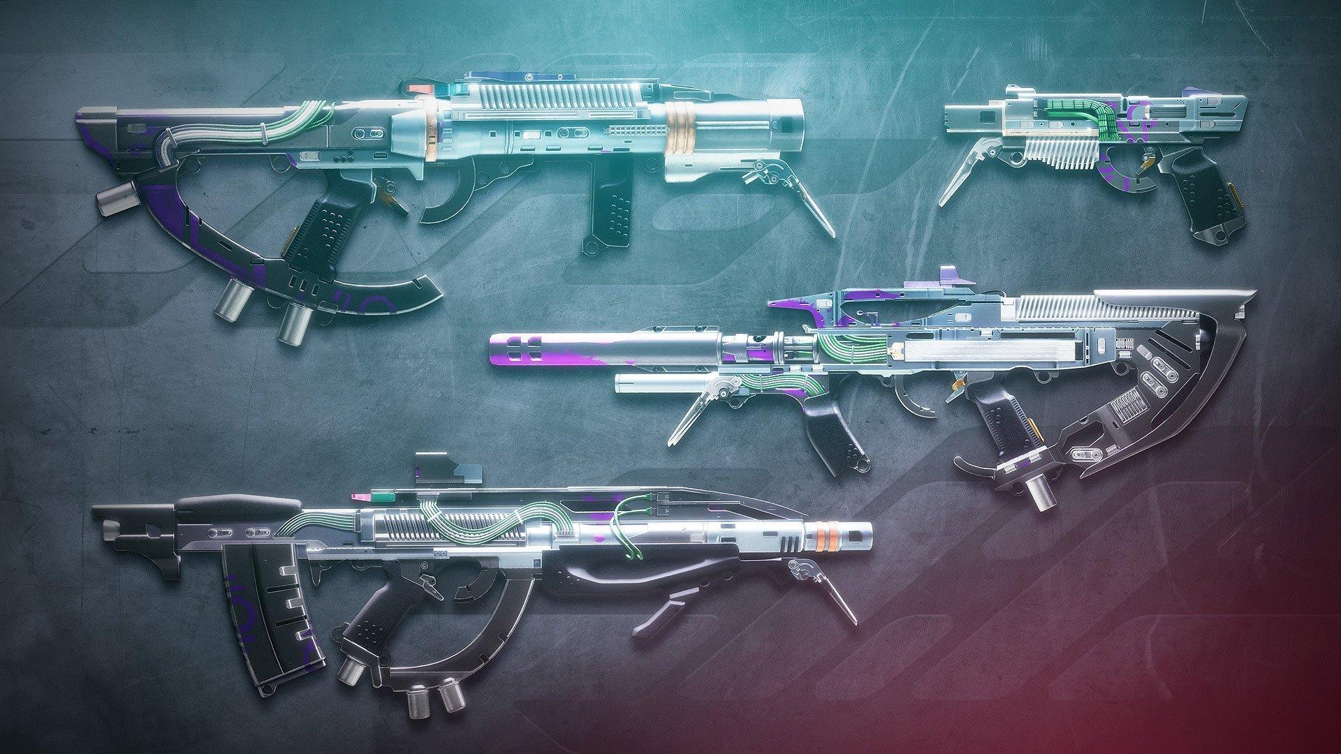 """Новый лут и обновленный экран навигации — детали сезона """"Сплайсер"""" в Destiny 2"""