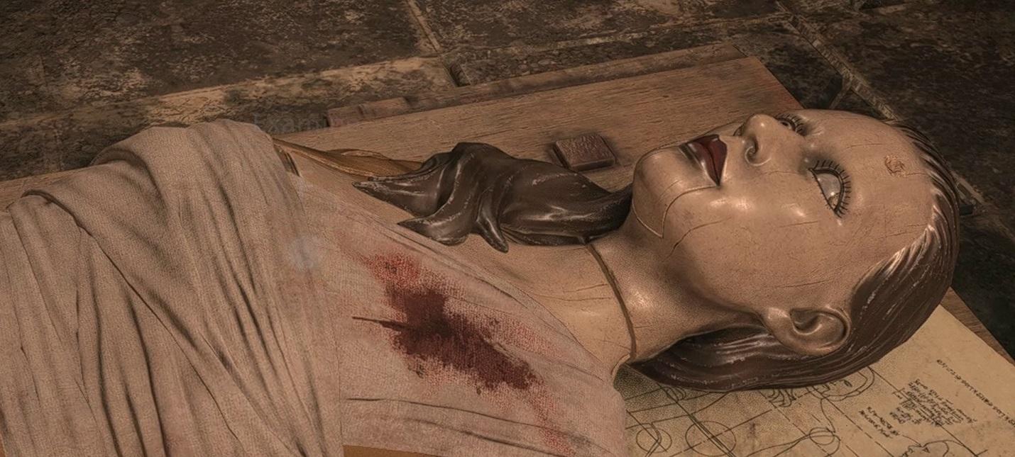 Гайд Resident Evil Village — что делать с манекеном