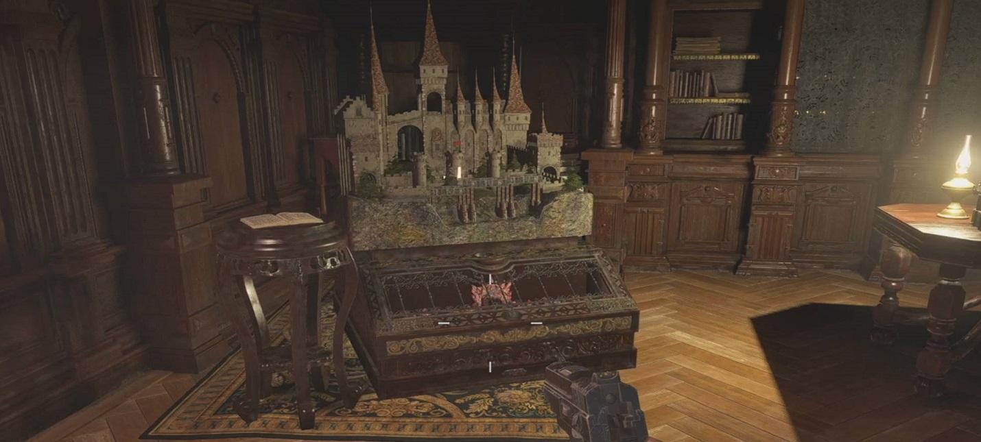 Гайд Resident Evil Village — расположение всех лабиринтов Норштейна и металлических шаров