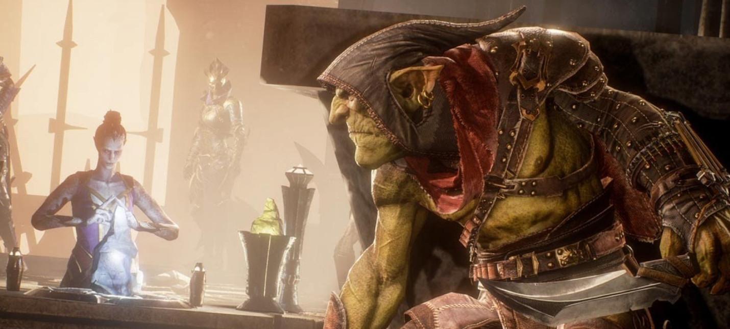 Вакансии Cyanide работает над еще одной игрой по вселенной Of Orcs and Men