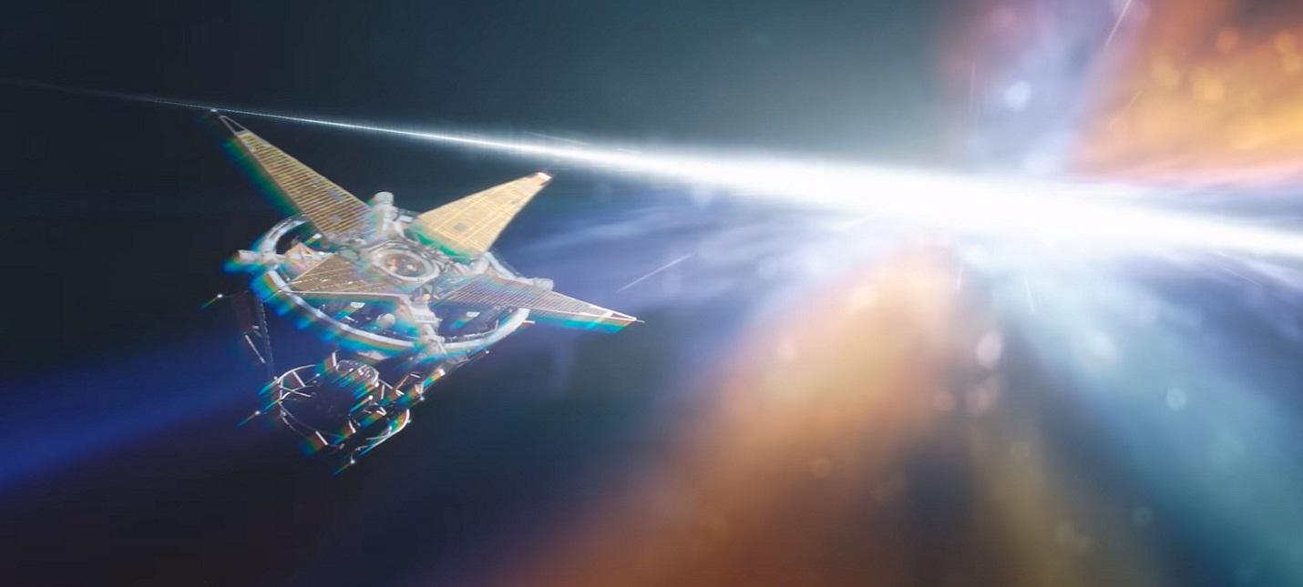 Утечка Концепт космического корабля и часов с интерфейсом из Starfield