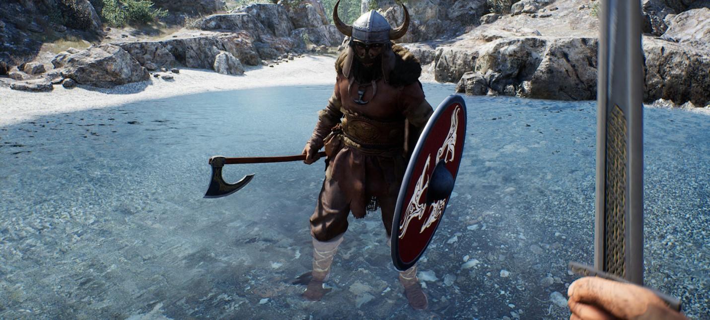 Кровавые сражения, рейды и морские путешествия в первом трейлере слэшера Vikings Age Of The Axe