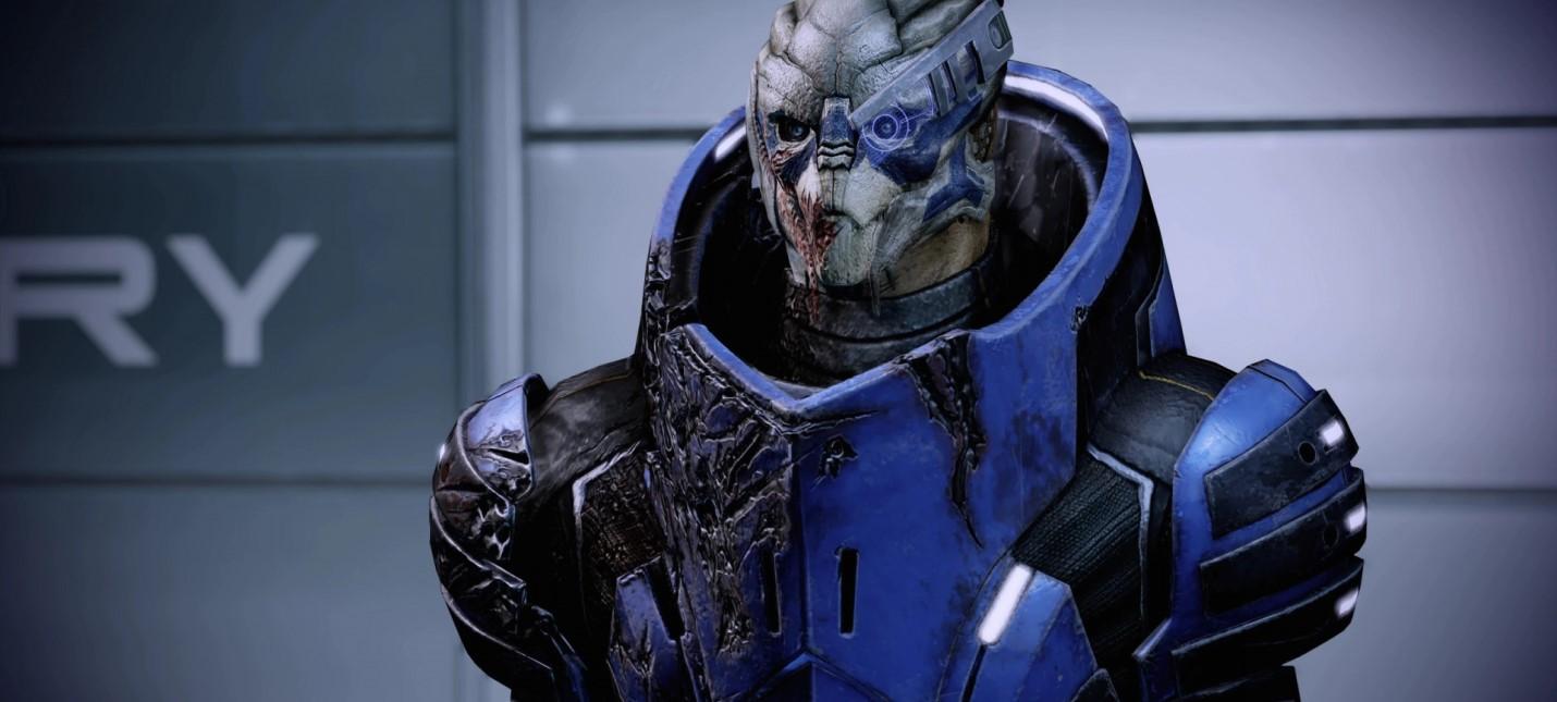 Bioware Моды стали отправной точкой для графики Mass Effect Legendary Edition