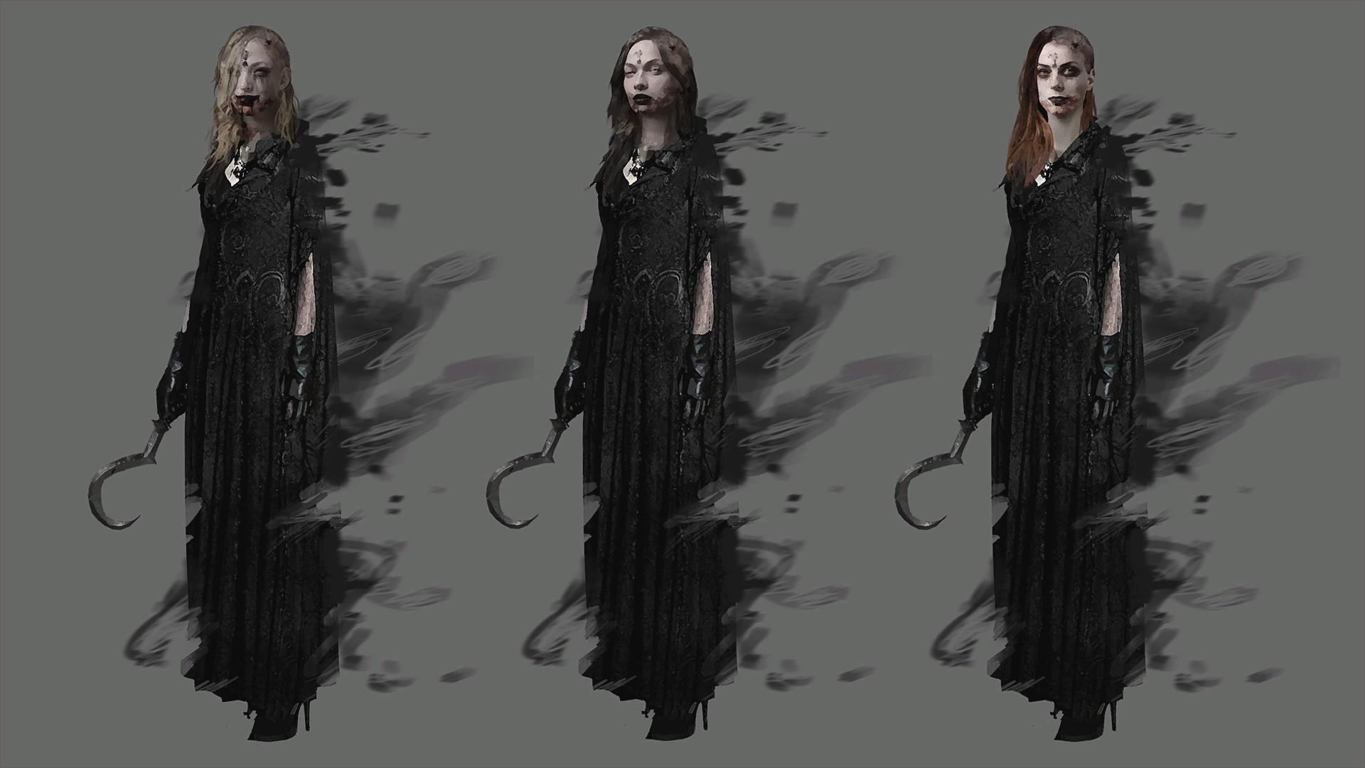 Мифология Resident Evil Village: Как Леди Димитреску связана с Японией