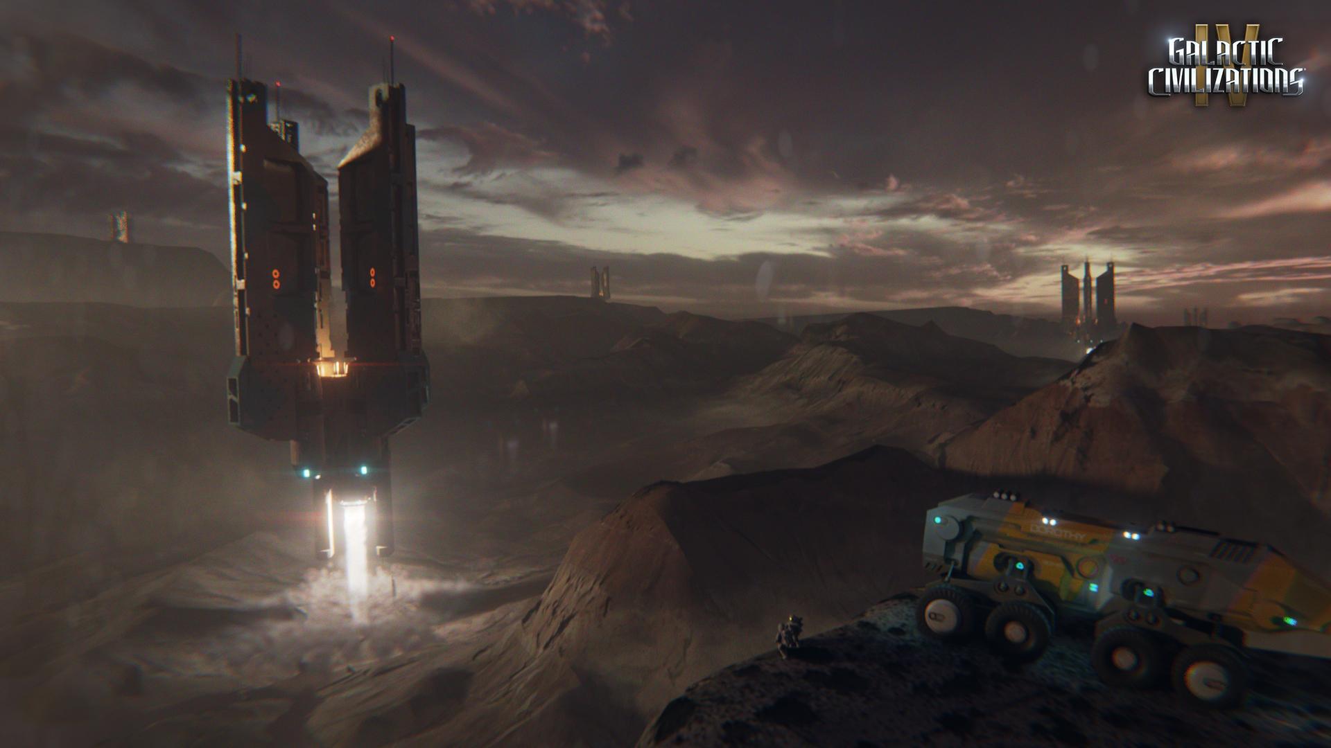 Анонсирована Galactic Civilizations IV — игра явно вдохновлена Stellaris