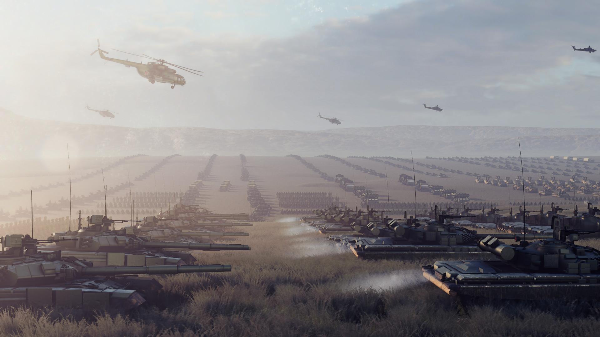 """Итоги конференции Slitherine: Ремейк Master of Magic, стратегия по """"Звездным Вратам"""" и дата выхода Warhammer 40K: Battlesector"""