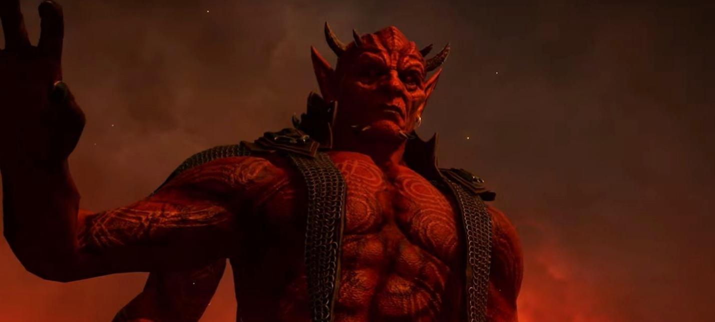 """Сделка с князем даэдра — сюжетный трейлер главы """"Черный лес"""" для The Elder Scrolls Online"""