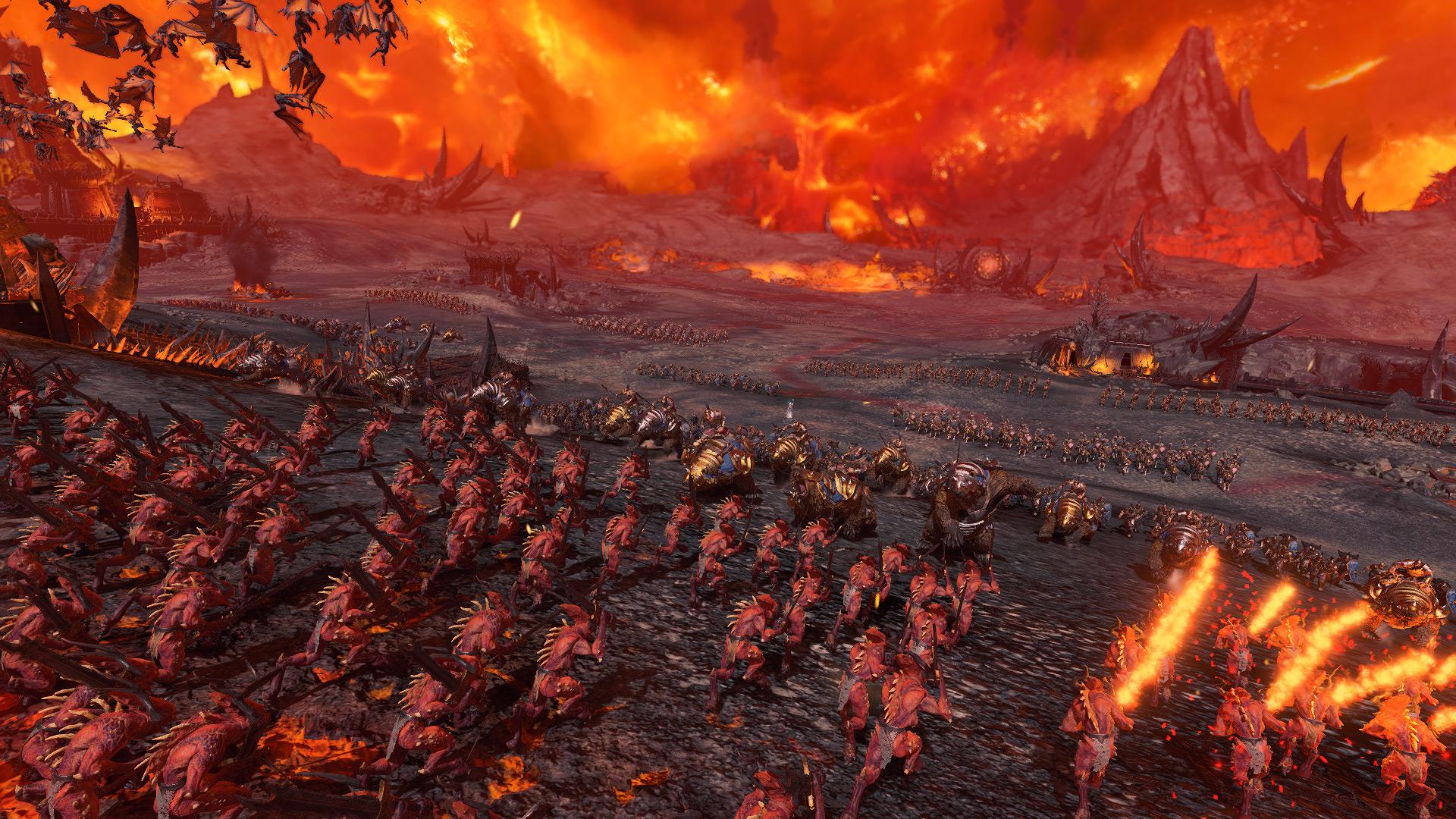 Копи и строй — Впечатления от Survival Battles в Total War: Warhammer 3