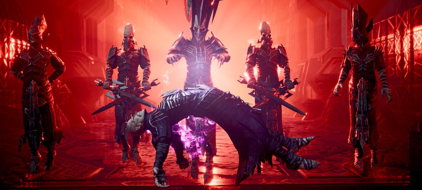 Dungeons amp Dragons Dark Alliance будет доступна в Xbox Game Pass на релизе