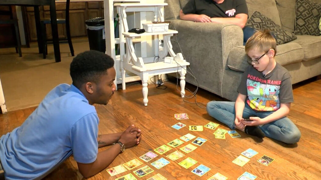 Восьмилетний мальчик из Вирджинии продал свои карточки Pokemon, чтобы спасти щенка