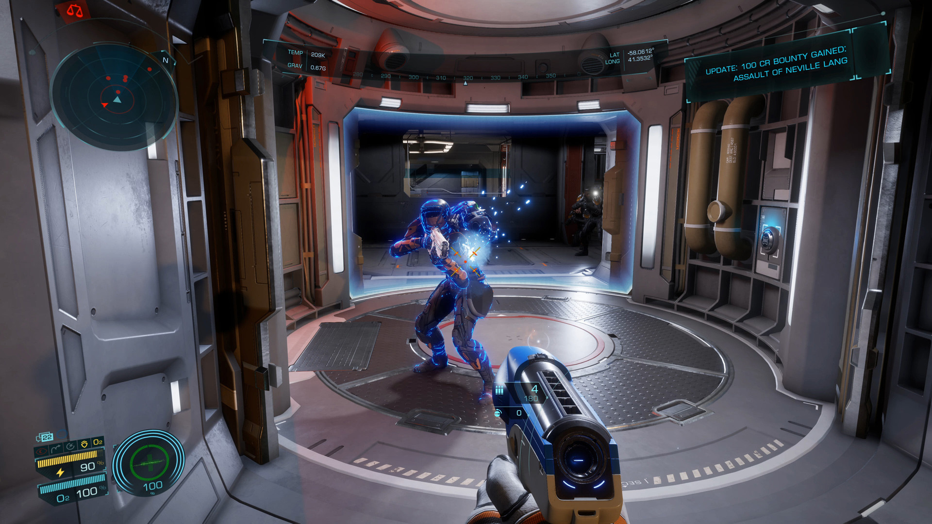 Новые миры Elite Dangerous: Odyssey не будут существовать за пределами расширения