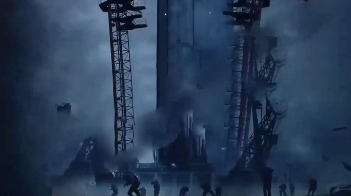 В сеть слили новые кадры из трейлера Battlefield 6 с робособакой и ракетой