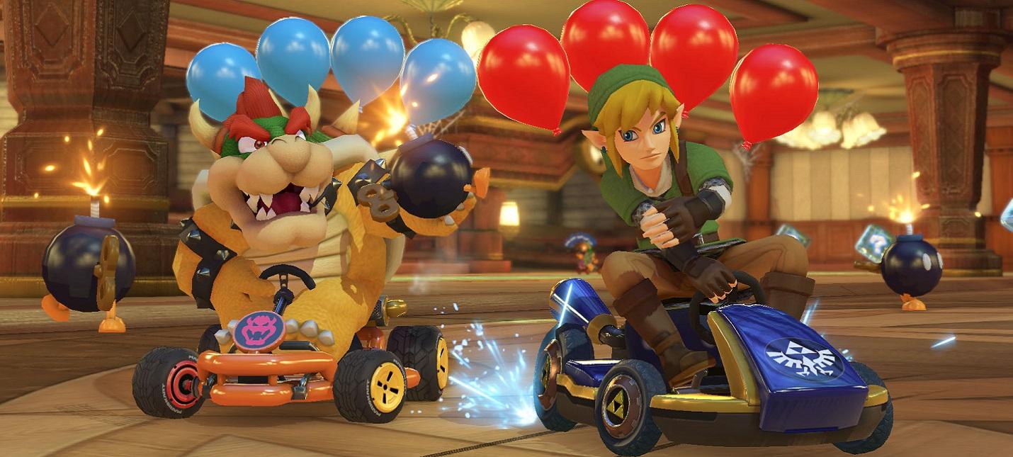 Президент Nintendo научил своих родителей играть в Mario Kart