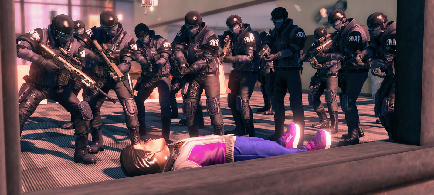 Saints Row: The Third Remastered выйдет на PS5 и Xbox Series 25 мая