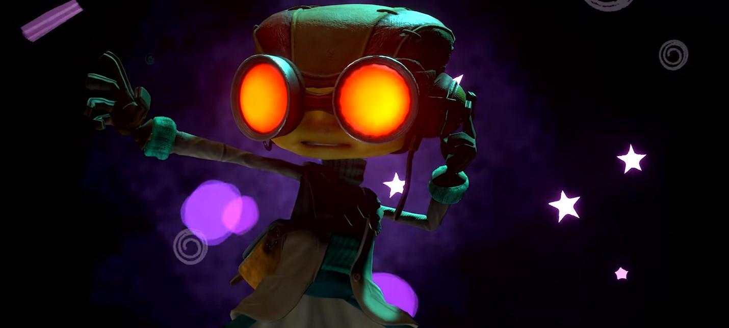 Немного свежего геймплея Psychonauts 2