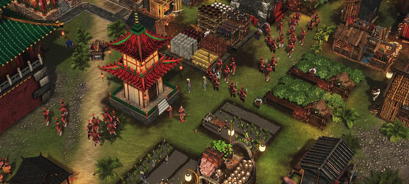 Stronghold Warlords получила первое дополнение The Art of War Campaign