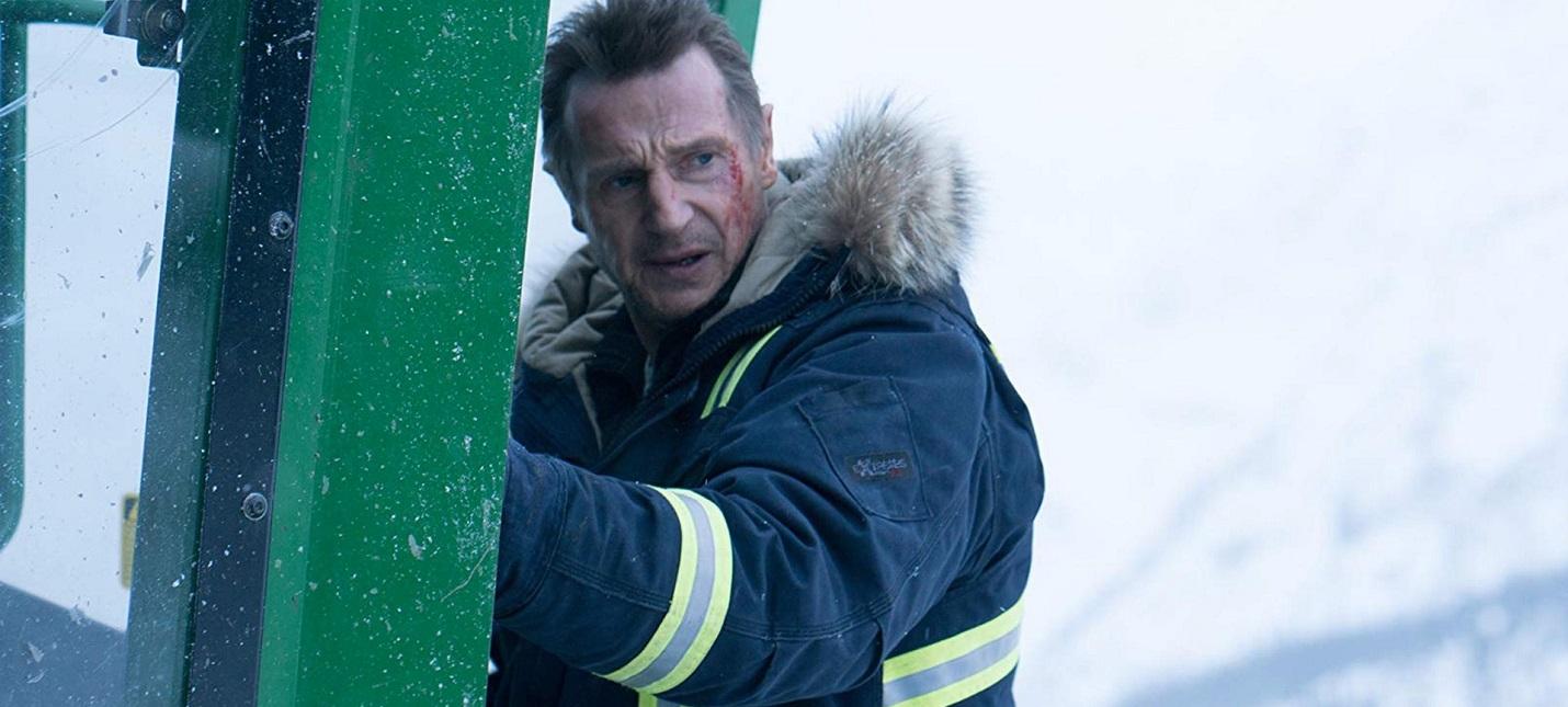 Лиам Нисон спасает шахтеров в трейлере боевика Ледяной драйв