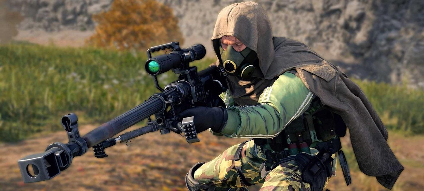 Межсезонное обновление Black Ops Cold War добавит флинч для снайперских винтовок