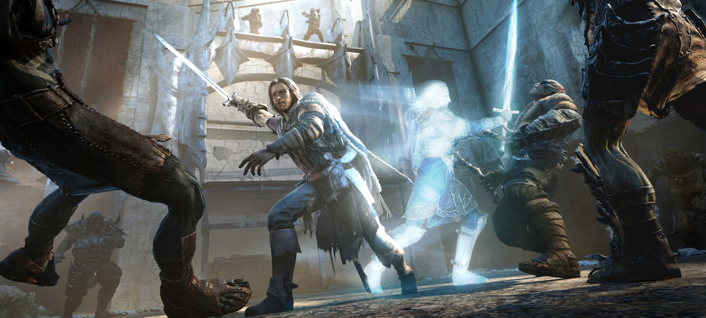 Новая студия EA разрабатывает приключенческий экшен в открытом мире