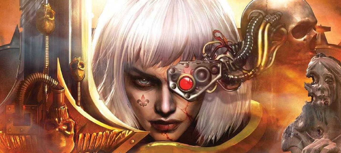 Marvel запустит цикл комиксов о Сестрах Битвы из Warhammer 40K