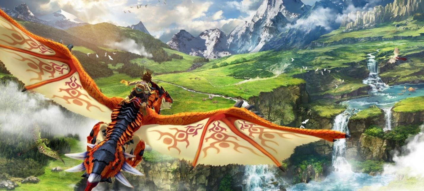 Сюжетный трейлер RPG Monster Hunter Stories 2: Wings of Ruin