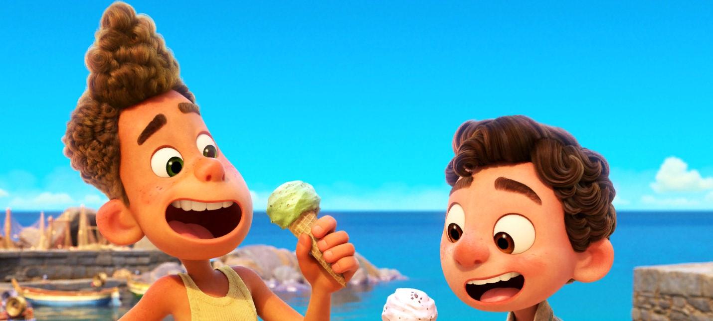 Pixar представила ролик по мультфильму Лука с комментариями создателей
