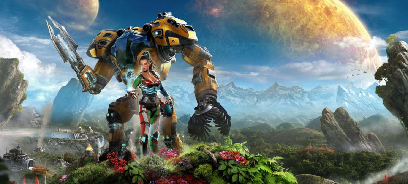 The Riftbreaker появится в Xbox Game Pass в день релиза