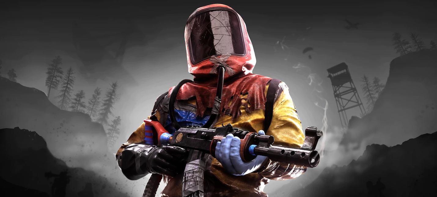 Rust вышла на PS4 и Xbox One