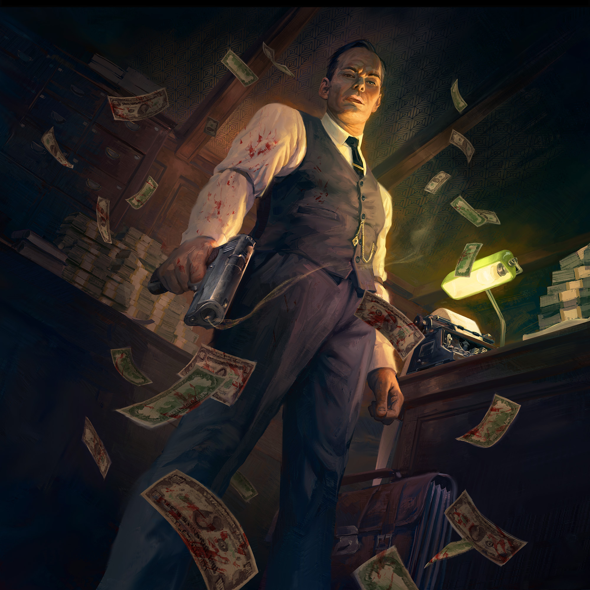 PDXCON: Анонсировано дополнение для Empire of Sin — Make it Count