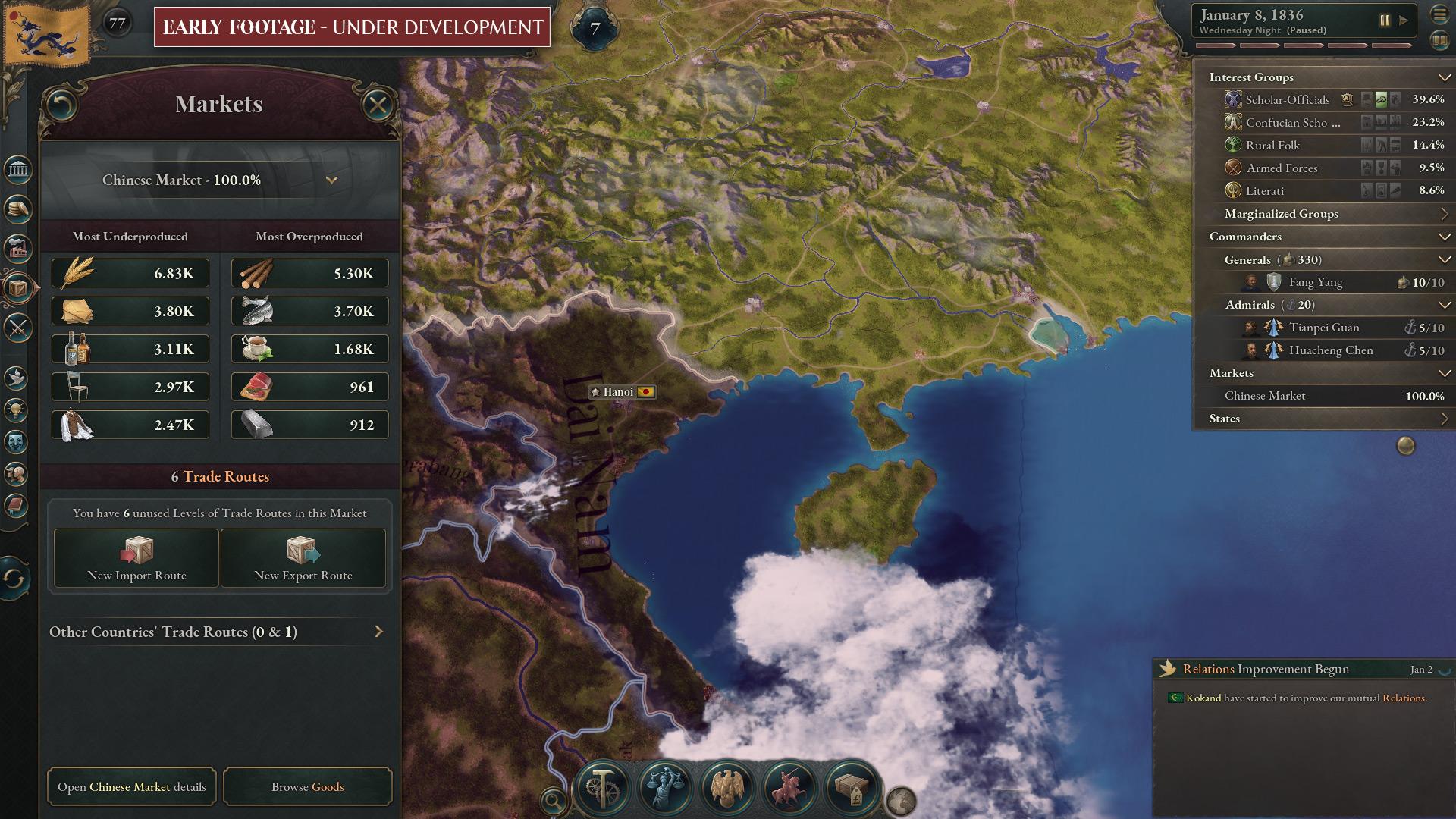 Victoria 3 анонсирована  много деталей об игре