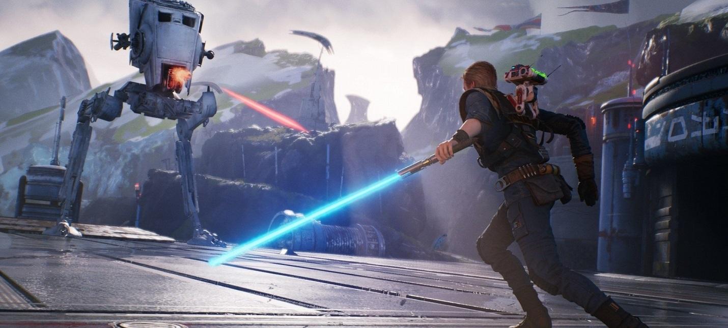 Слух Некстген-версия Star Wars Jedi Fallen Order выйдет в июне