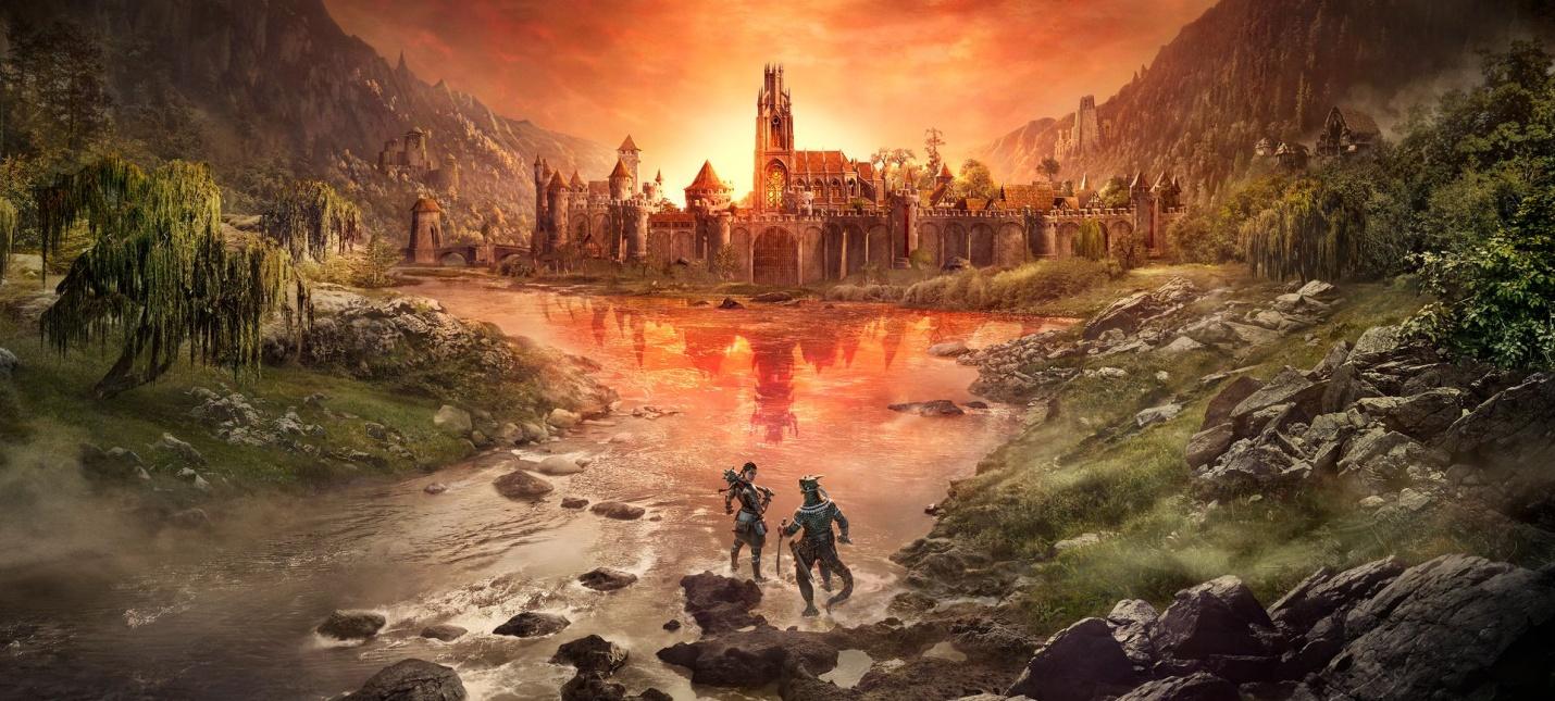 Некстген-версию The Elder Scrolls Online перенесли на 15 июня