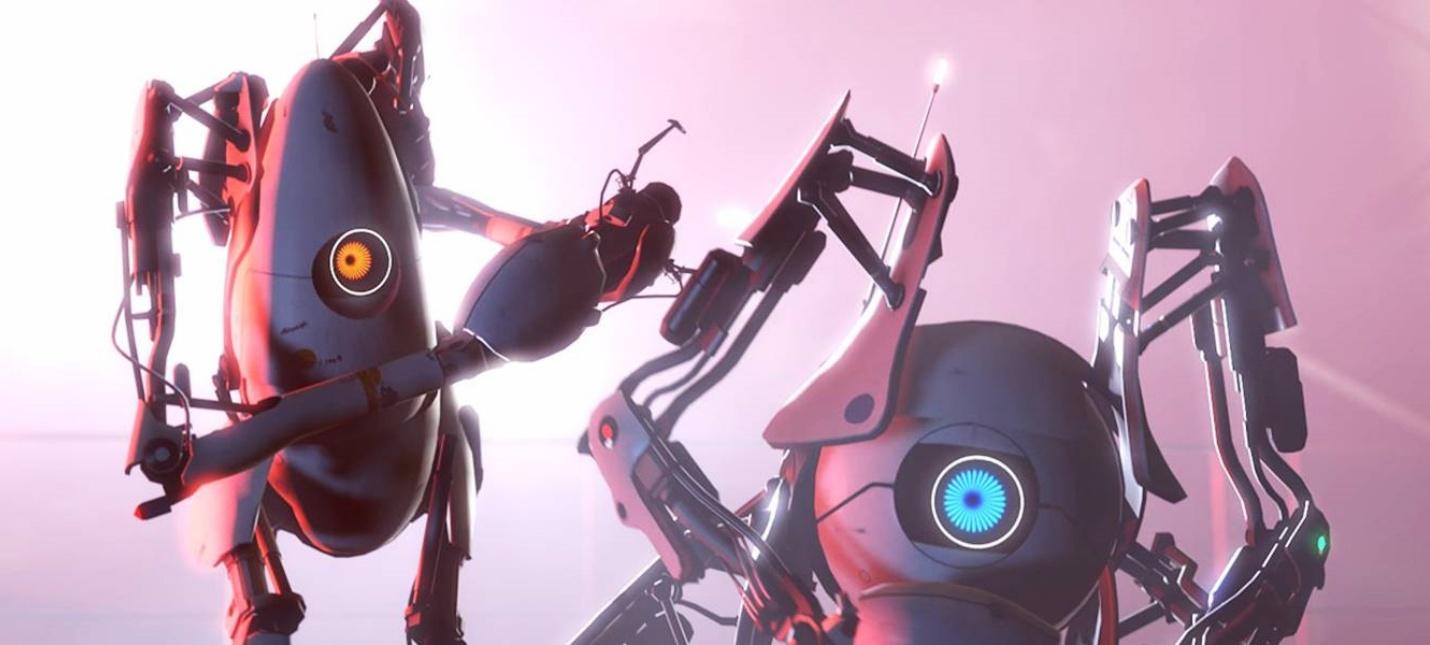 Джей Джей Абрамс Фильм по Portal все еще в разработке