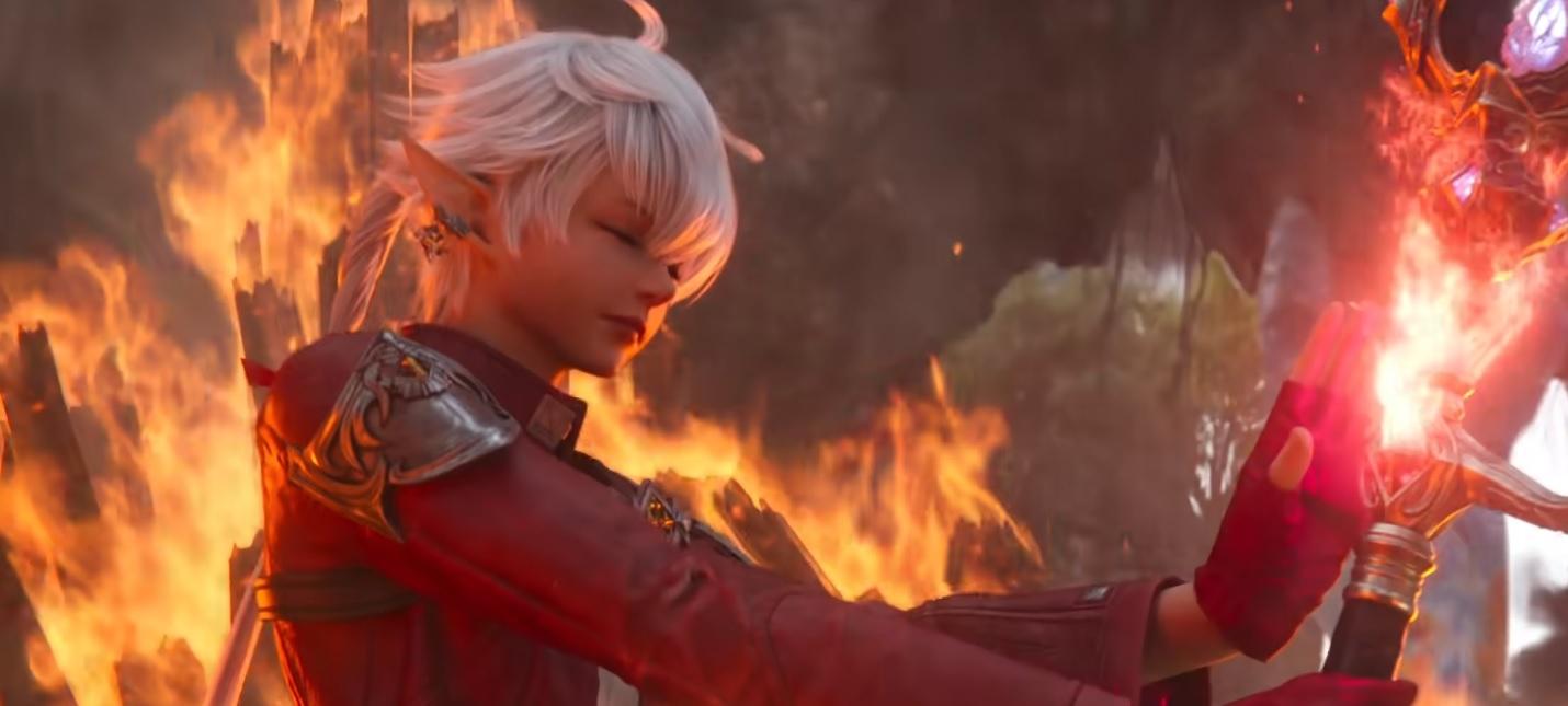 По сюжетному контенту Final Fantasy 14: Endwalker превзойдет Shadowbringers на треть